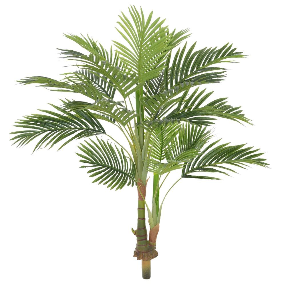 Palmeira Areca Verde Permanente 1,1m