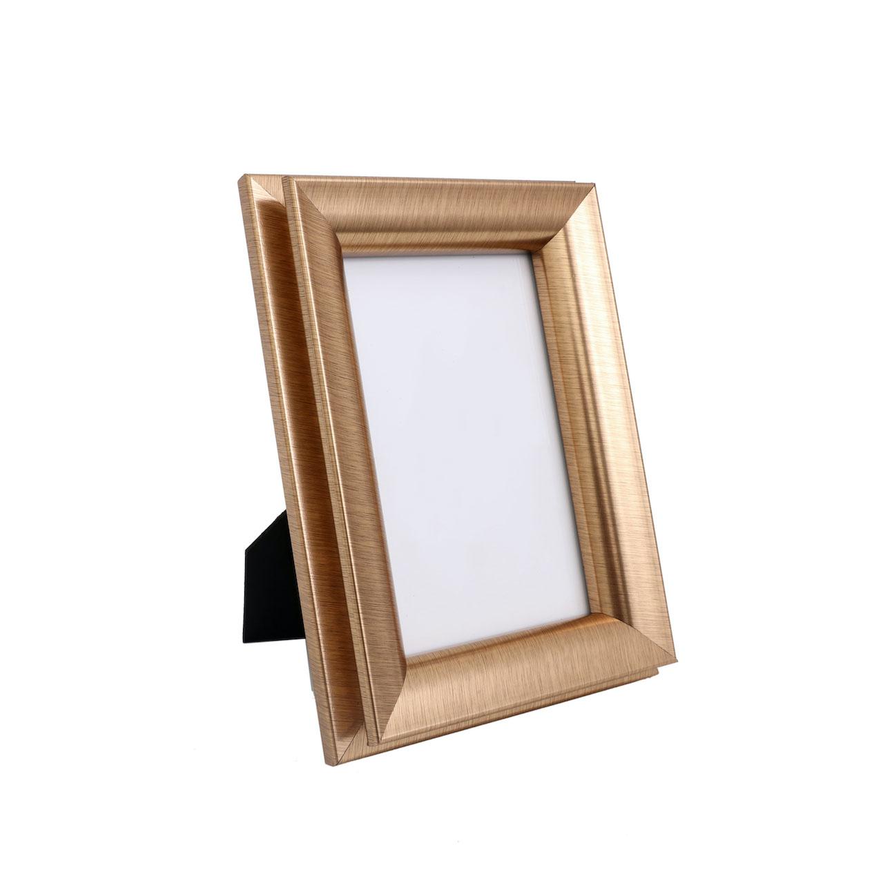 Porta Retrato Dourado 20x15cm