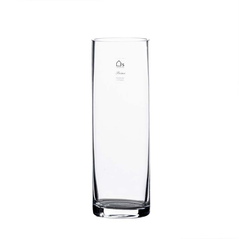 Vaso A Cilindro LP D10 A30 Cor: Transparente