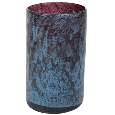 Vaso de Vidro Liz 12x20cm