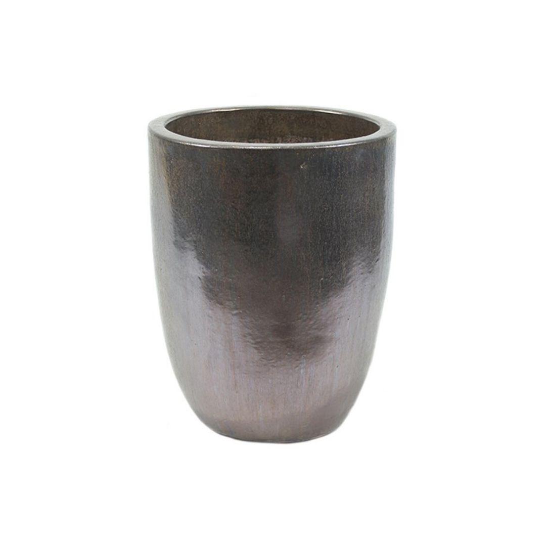 Vaso Vietnamita Preto Clássico 45x60cm