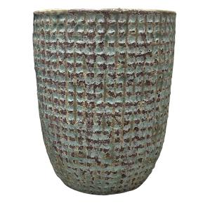 Vaso Vietnamita Verde A Classico Ravi Atlantis 36x35cm