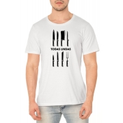 Camiseta Facas: Todas Lindas - Coleção Chef Danilo Galhardo - Unissex