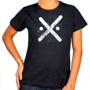 Camiseta M4tador de P4554rinho - Feminina / Babylook