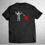 Camiseta O Barba Loira - BerzekerGang