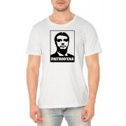 Camiseta Patriotas - Unissex