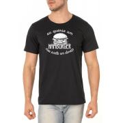 Camiseta Queria um Hamburger - Coleção Chef Danilo Galhardo - Unissex