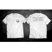 Camiseta Sorry Princess - Branca - Depilações Masc. Spec Ops