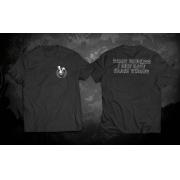 Camiseta Sorry Princess - Preta - Depilações Masc. Spec Ops