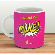 Caneca Muié! Podcast - Estampei