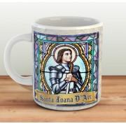 Caneca Santa Joana D'Arc - Estampei