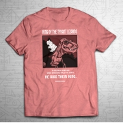 EDIÇÃO LIMITADA - Camiseta King of the Tyrant Lizards - BerzekerGang