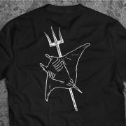 PRÉ VENDA - Camiseta A3Devcom - Arraia - Preta