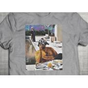 PRÉ VENDA - Camiseta Incursion Mob CINZA MESCLA - Incursion Group