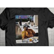 PRÉ VENDA - Camiseta Incursion Mob PRETA - Incursion Group