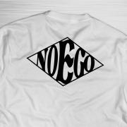 PRÉ VENDA - Camiseta NoEgo - Branca - Incursion Group - 3º LOTE