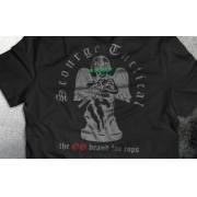 PRÉ VENDA - Camiseta Scourge Tactical - Preta