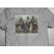 PRÉ VENDA - Camiseta Warmonger CINZA MESCLA - Incursion Group