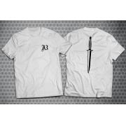 PRÉ VENDA - RELANÇAMENTO Camiseta Fairbairn Sykes A3Devcom - Branca