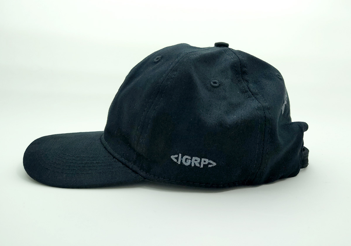 PRÉ VENDA - Boné Dad Hat IGRP - Incursion Group