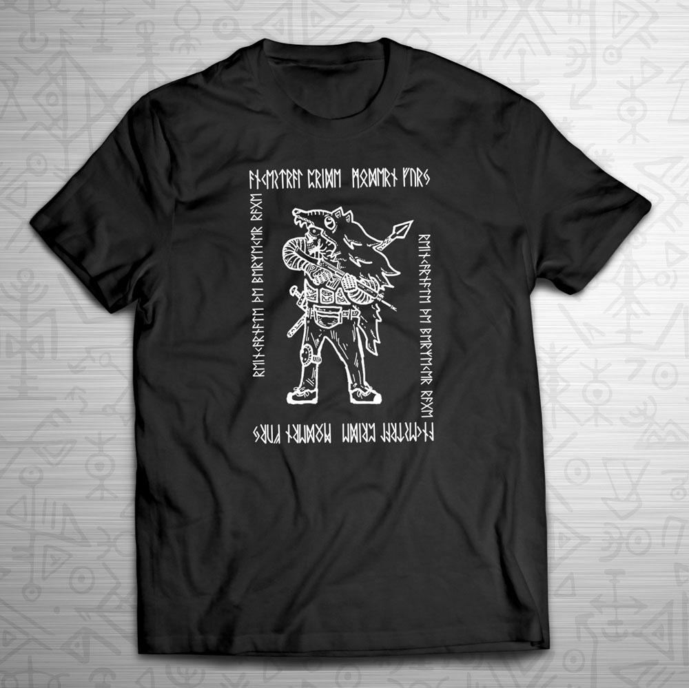 Camiseta Berserker - BerzekerGang