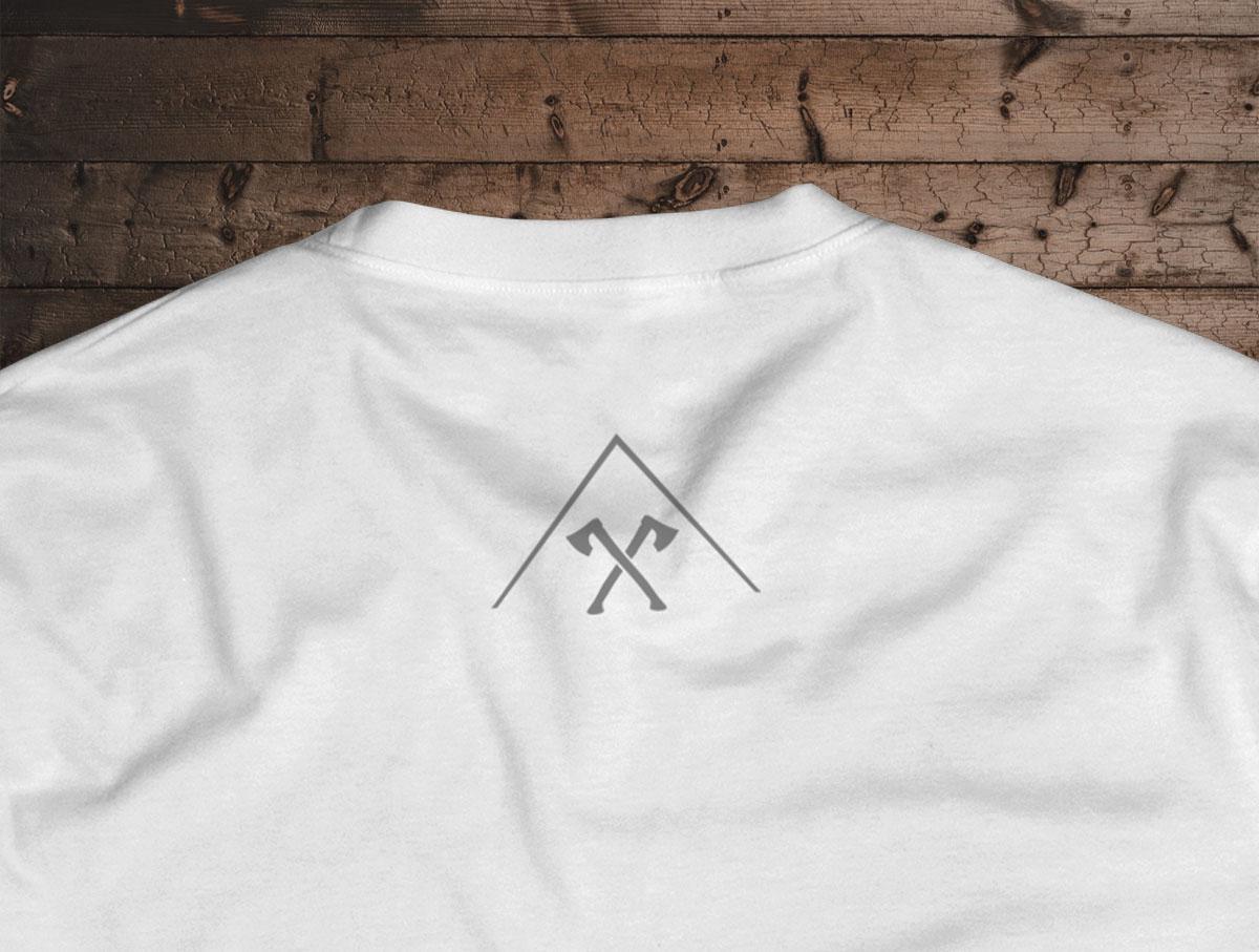 Camiseta Canal Outdoors - Branca / Unissex