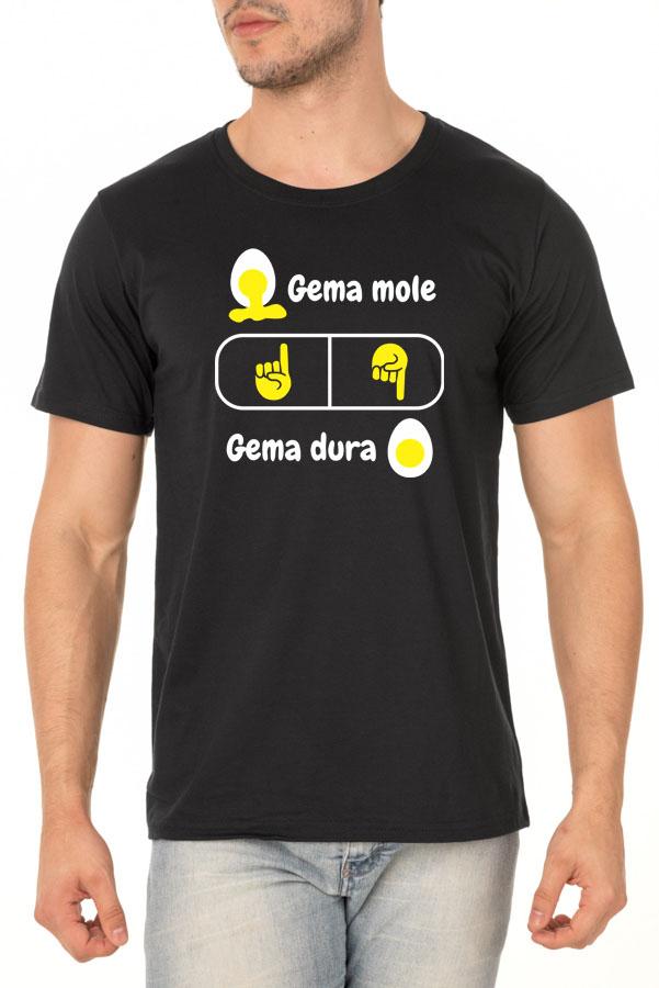Camiseta Gema Mole ou Dura? - Coleção Chef Danilo Galhardo - Unissex
