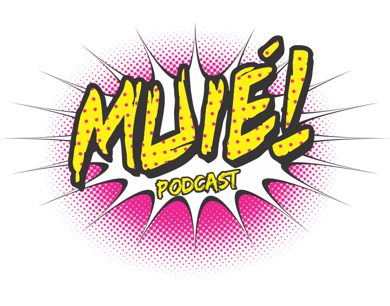 Camiseta Muié! Podcast  - Unissex