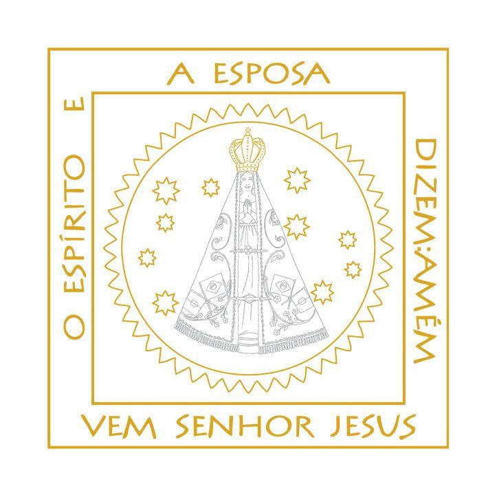 Camiseta Nossa Senhora Aparecida - Feminina / Babylook