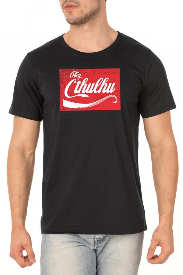 Camiseta OBEY CTHULHU - Unissex