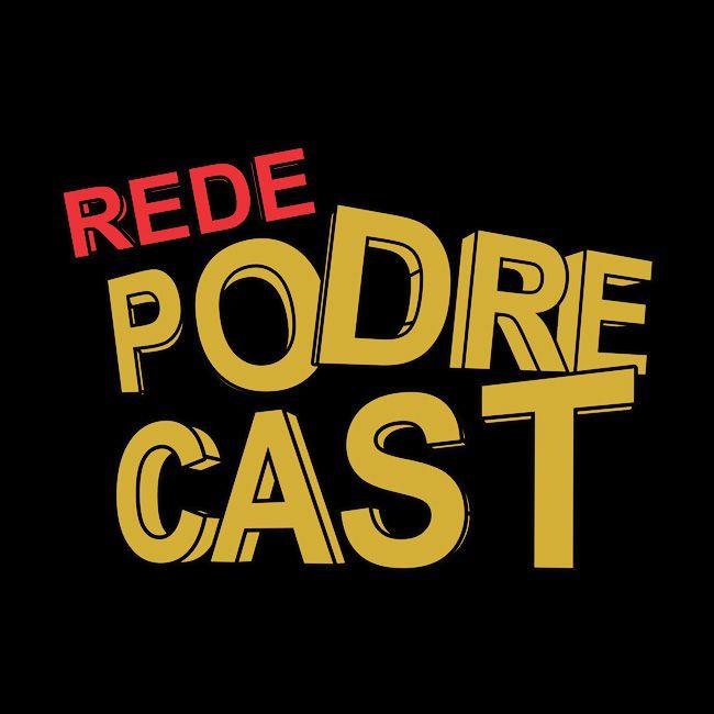 Camiseta Rede Podrecast - Masculino / Unissex