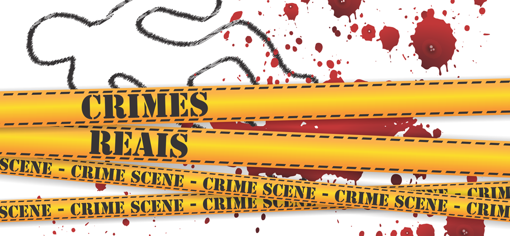 Caneca Crime Scene - Crimes Reais