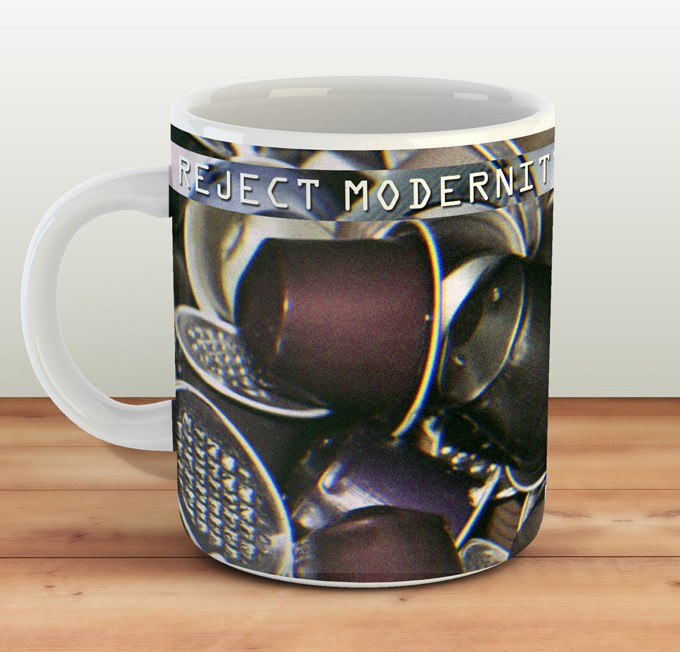 Caneca Reject Modernity - ConservaTee
