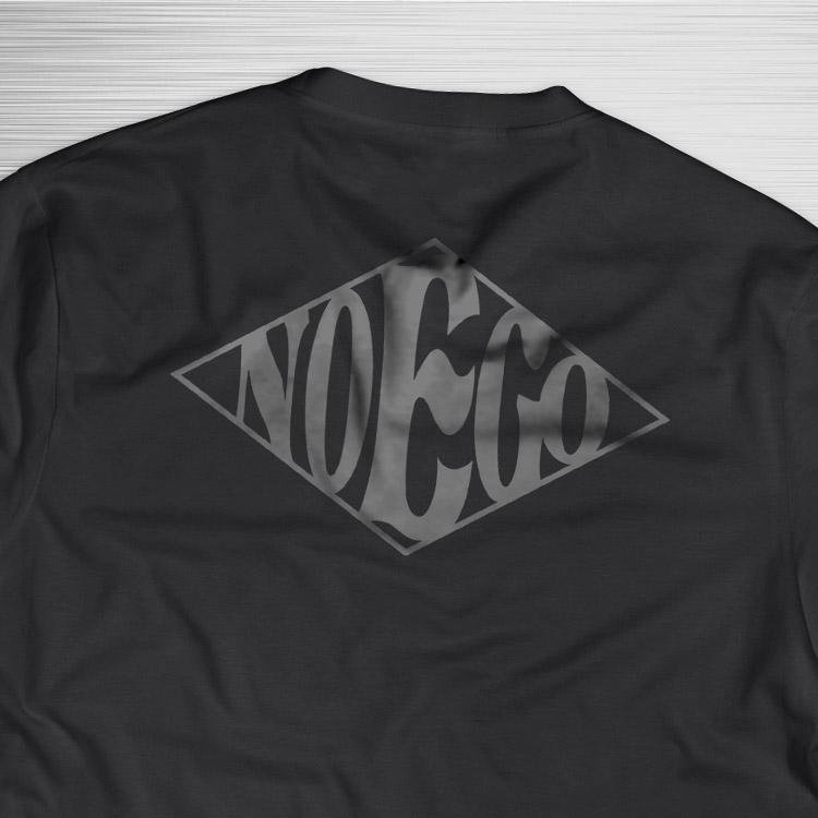 PRÉ VENDA - Camiseta NoEgo - Cinza - Incursion Group - 3º LOTE