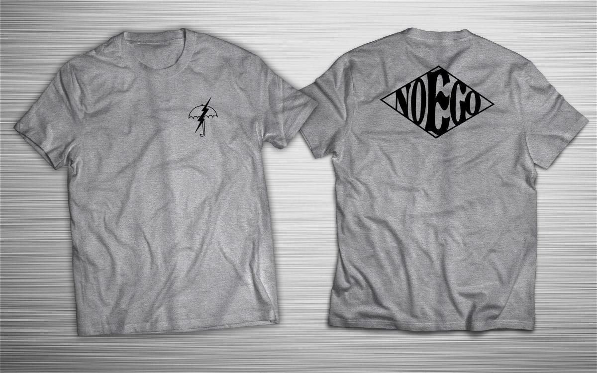 PRÉ VENDA - Camiseta NoEgo - Mescla - Incursion Group - 3º LOTE