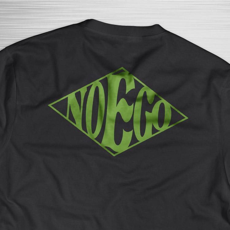 PRÉ VENDA - Camiseta NoEgo - Verde - Incursion Group - 3º LOTE