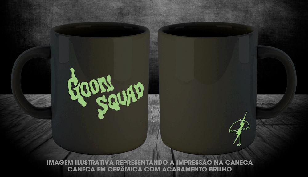 PRÉ VENDA - Caneca Goon Squad - Incursion Group
