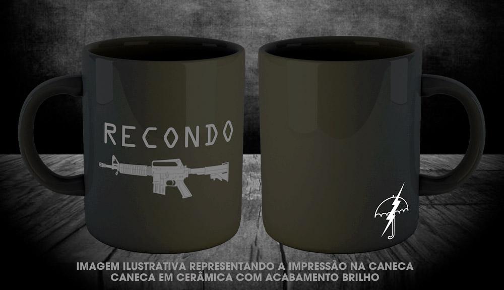 PRÉ VENDA - Caneca Recondo - Incursion Group