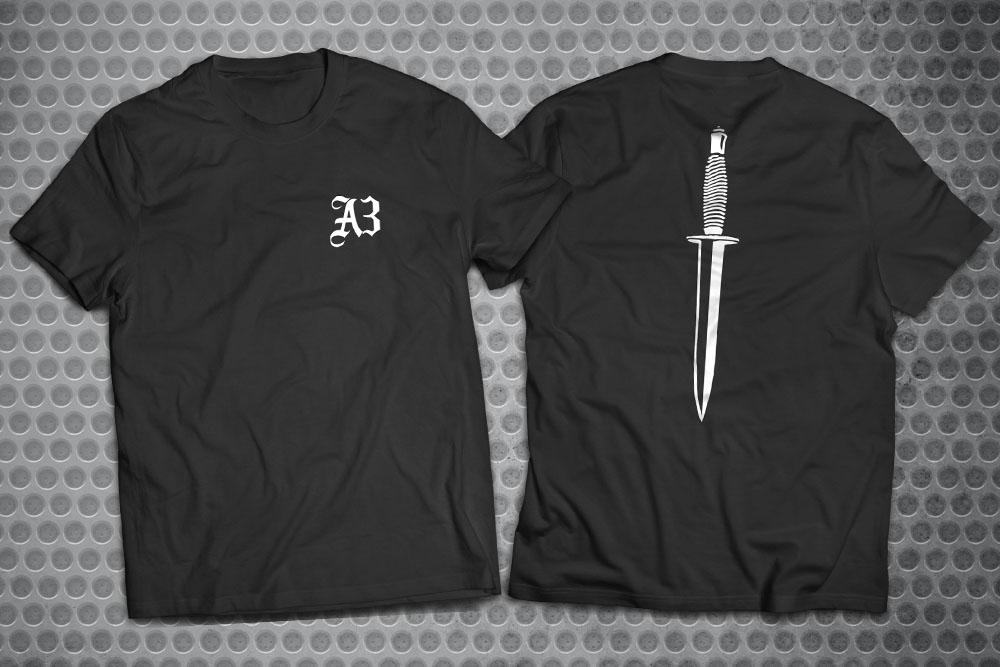 PRÉ VENDA - RELANÇAMENTO Camiseta Fairbairn Sykes A3Devcom - Preta