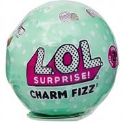 Acessórios de Boneca Lol 3 Surpresas Charm Fizz 8902 Candide
