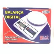 Balança Digital Para Cozinha YA07007 10kg Yara Eletrônicos