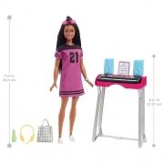 Barbie Bcbd Estúdio Barbie Brooklyn Gyg40 Mattel
