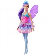 Barbie Dreamtopia Fada 2 Unidade Gjk00 Mattel