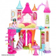 Barbie Fantasia Castelo Dos Doces DYX32 Mattel