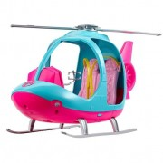 Barbie Helicóptero De Viagem FWY29 Mattel