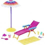 Barbie Malibu Eco Conjunto De Praia Gyg16 Mattel