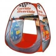 Barraca Infantil Corrida Divertida Dmt4691 Dm Toys