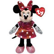 Bicho De Pelucia Minnie Mouse Ty Beanie Babies Dtc