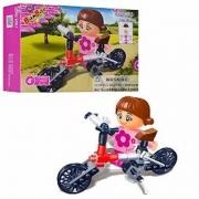 Blocos De Montar Bicicleta 8114 Banbao