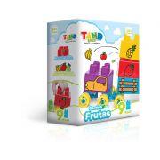 Blocos De Montar Tand Baby Carrinho De Frutas 2295 Toyster